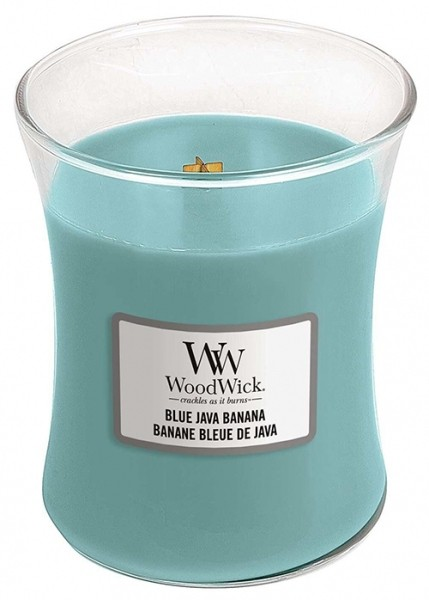 Ароматична свіча WoodWick Medium Blue Java Banana 275 г